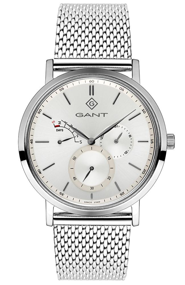 GANT Ashmont - G131002, Silver case with Stainless Steel Bracelet