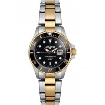 AQUADIVER Water Master - 74024396 , Silver case with Stainless Steel Bracelet
