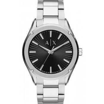 ARMANI EXCHANGE Fitz Mens - AX2800, Silver case with Stainless Steel Bracelet