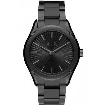 ARMANI EXCHANGE Fitz Mens - AX2802, Black case with Stainless Steel Bracelet