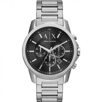 ARMANI EXCHANGE Gents Chronograph - AX1720, Silver case with Stainless Steel Bracelet