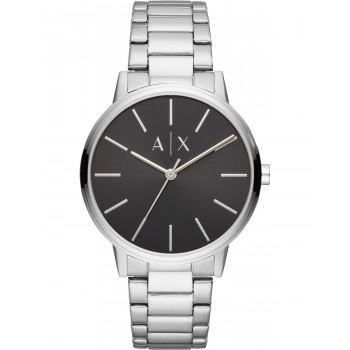 ARMANI EXCHANGE Men's  - AX2700, Silver case with Stainless Steel Bracelet