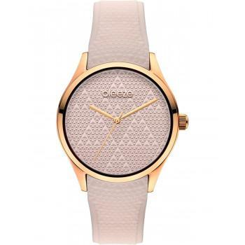 BREEZE Playdate - 112091.4  Rose Gold case with Light Pink Rubber Strap