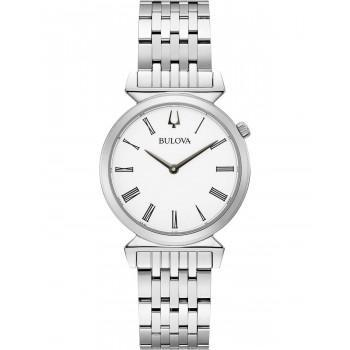 BULOVA Collection Regatta - 96L275  Silver case with Stainless Steel Bracelet