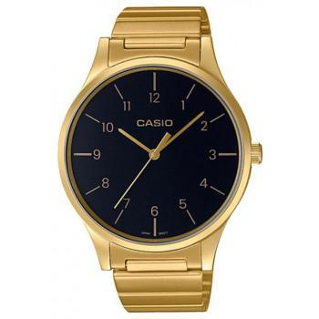 CASIO Collection - LTP-E140GG-1BEF,  Gold case with Stainless Steel Bracelet