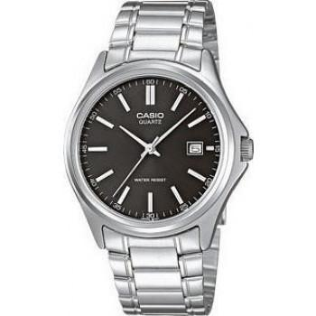 CASIO Collection - MTP-1183PA-1AEF,  Silver case with Stainless Steel Bracelet