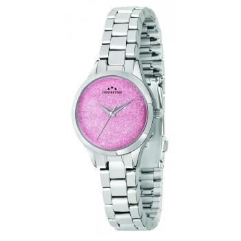 CHRONOSTAR  Ladies - R3753279504,  Silver case with Metallic Bracelet
