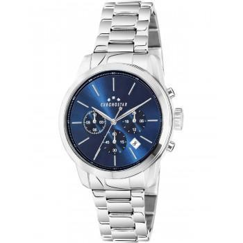 CHRONOSTAR  Mens Chronograph - R3753270002,  Silver case with Metallic Bracelet