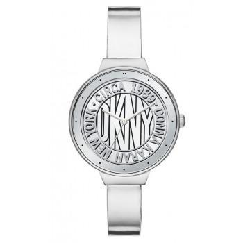 DKNY Astoria  - NY2801, Silver case with Stainless Steel Bracelet