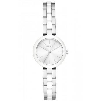 DKNY City Link  - NY2910  Silver case with Stainless Steel Bracelet