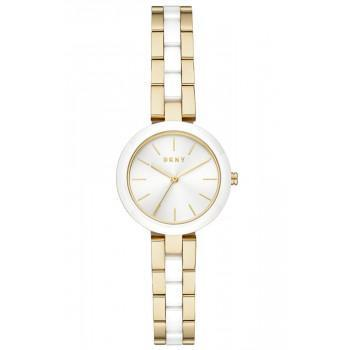 DKNY City Link  - NY2911  Gold case with Stainless Steel Bracelet