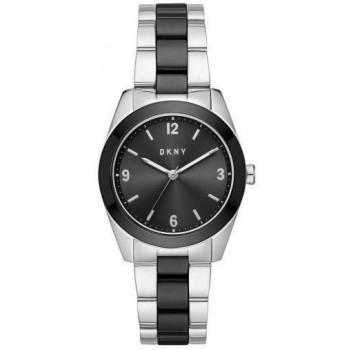 DKNY Nolita - NY2905  Silver case with Stainless Steel Bracelet