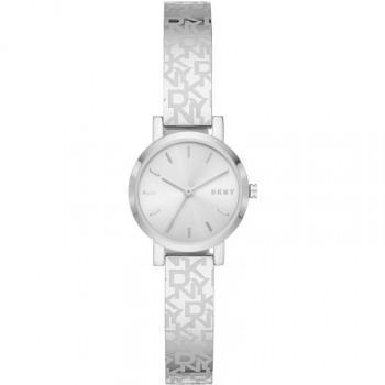 DKNY Soho - NY2882  Silver case with Stainless Steel Bracelet