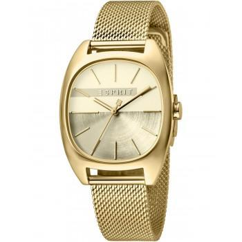 ESPRIT Infinity Ladies - ES1L038M0095  Gold case with Stainless Steel Bracelet