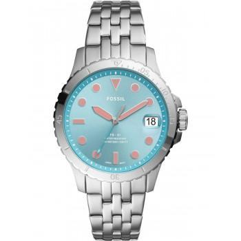 FOSSIL FB-01 Ladies  - ES4742  Silver case with Stainless Steel Bracelet