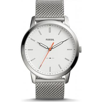 FOSSIL The Minimalist  Men's - FS5359, Silver case with Stainless Steel Bracelet