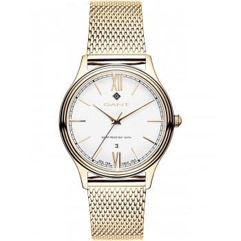 GANT Caldwell  Ladies - G125003, Gold case with Stainless Steel Bracelet