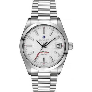 GANT Eastham - G161001,  Silver case with Stainless Steel Bracelet