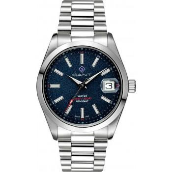 GANT Eastham - G161004,  Silver case with Stainless Steel Bracelet