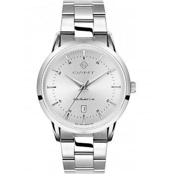 GANT Houston - G107003, Silver case with Stainless Steel Bracelet