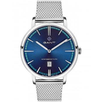 GANT Naples - G109006,  Silver case with Stainless Steel Bracelet