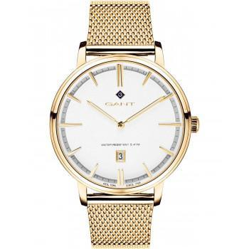 GANT Naples - G109009,  Gold case with Stainless Steel Bracelet