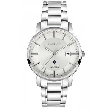 GANT Oldham - G134002,   Silver case with Stainless Steel Bracelet