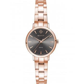 GANT Park Avenue 28  - G126005, Rose Gold case with Stainless Steel Bracelet