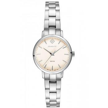 GANT Park Avenue 28 Ladies - G126009, Silver case with Stainless Steel Bracelet