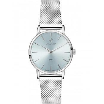 GANT Park Avenue 32 - G127004, Silver case with Stainless Steel Bracelet