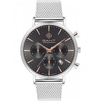 GANT Park Avenue  Chronograph Mens - G123004, Silver case with Stainless Steel Bracelet