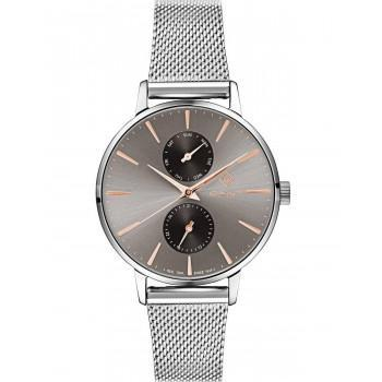 GANT Park Avenue Ladies - G128002,  Silver case with Stainless Steel Bracelet