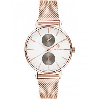 GANT Park Avenue Ladies - G128006,  Rose Gold case with Stainless Steel Bracelet