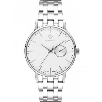 GANT Park Hill 38 - G106002, Silver case with Stainless Steel Bracelet