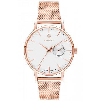 GANT Park Hill 38 - G106008,  Rose Gold case with Stainless Steel Bracelet