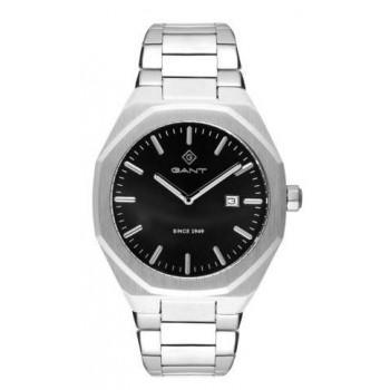 GANT Quincy - G151001,  Silver case with Stainless Steel Bracelet