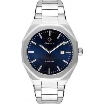 GANT Quincy - G151003,  Silver case with Stainless Steel Bracelet