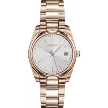 GREGIO Denise - GR280030, Rose Gold case with Stainless Steel Bracelet