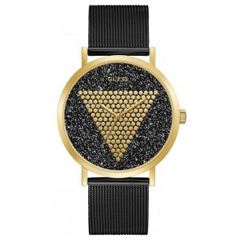 GUESS Ladies - GW0049G2, Gold case with Stainless Steel Bracelet