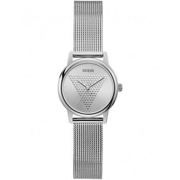 GUESS Micro Imprint - GW0106L1 , Silver case with Stainless Steel Bracelet