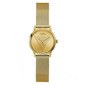 GUESS Micro Imprint - GW0106L2 , Gold case with Stainless Steel Bracelet