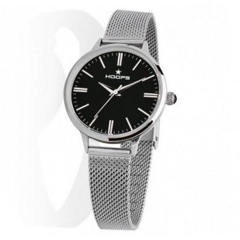 HOOPS Classic - 2610LS02, Silver case with Stainless Steel Bracelet