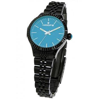 Hoops Luxury Noir - 2560LAB03 Black case, with Black Metallic Bracelet