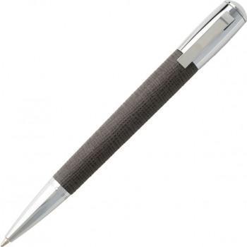 HUGO BOSS Στυλό από ανοξείδωτο ατσάλι Silver & Grey HSL9044H