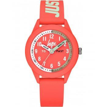 HYPE Kids - HYK001C  Red case with Red Rubber Strap