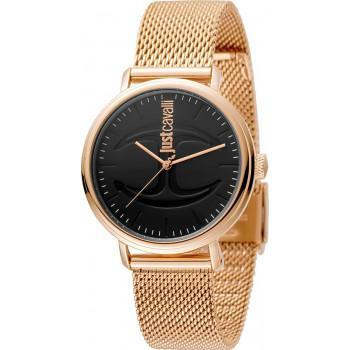 Just CAVALLI CFC - JC1L012M0115  Rose Gold case with Stainless Steel Bracelet