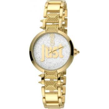 Just CAVALLI Mio - JC1L076M0135  Gold case with Stainless Steel Bracelet