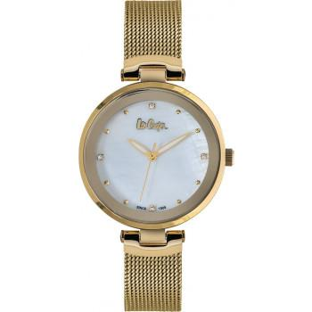 LEE COOPER Ladies - LC06508.120 Gold case with Stainless Steel Bracelet
