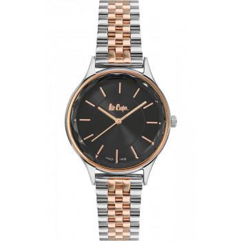 LEE COOPER Ladies - LC06892.560  Silver case with Stainless Steel Bracelet