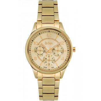 LEE COOPER Ladies - LC06931.110   Gold case with Stainless Steel Bracelet